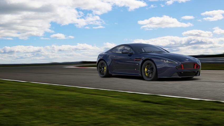 Aston Martin V8/V12 Vantage Red Bull Racing Edition Image #618205