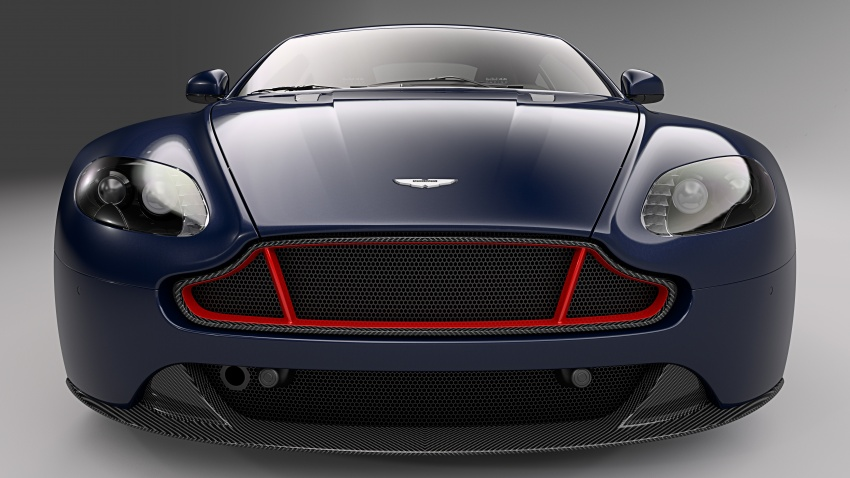 Aston Martin V8/V12 Vantage Red Bull Racing Edition Image #618206
