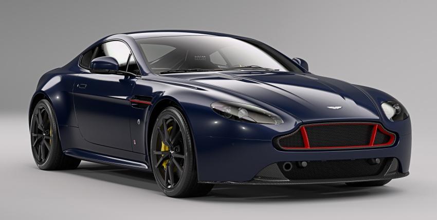 Aston Martin V8/V12 Vantage Red Bull Racing Edition Image #618207