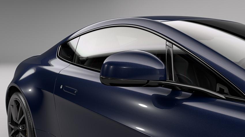 Aston Martin V8/V12 Vantage Red Bull Racing Edition Image #618209