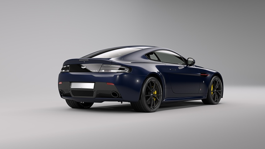 Aston Martin V8/V12 Vantage Red Bull Racing Edition Image #618210
