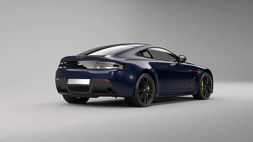 Aston Martin V8/V12 Vantage Red Bull Racing Edition Image #618210