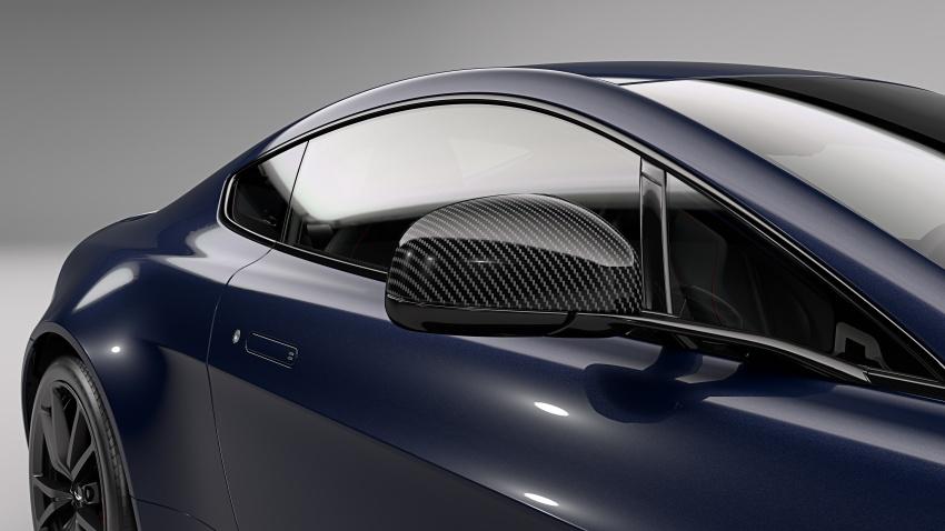 Aston Martin V8/V12 Vantage Red Bull Racing Edition Image #618211