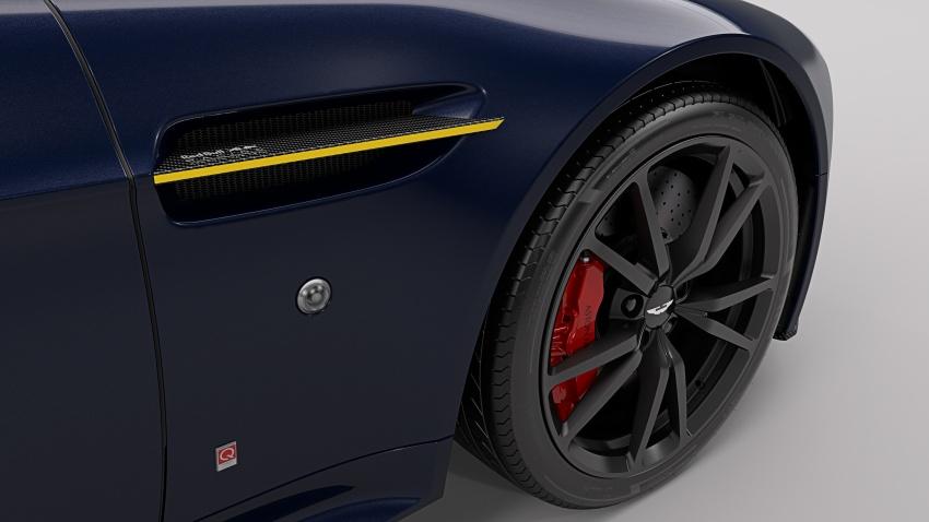 Aston Martin V8/V12 Vantage Red Bull Racing Edition Image #618214
