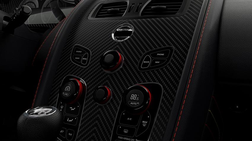 Aston Martin V8/V12 Vantage Red Bull Racing Edition Image #618218