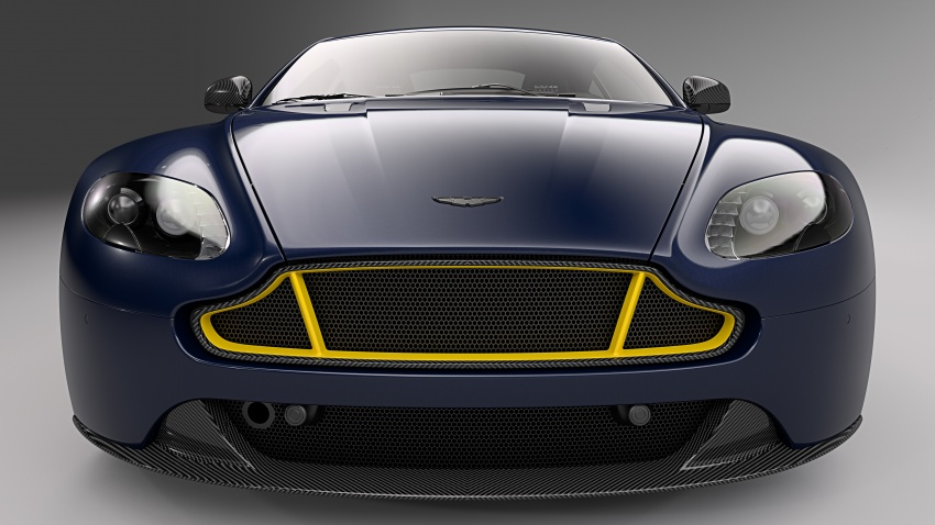 Aston Martin V8/V12 Vantage Red Bull Racing Edition Image #618219