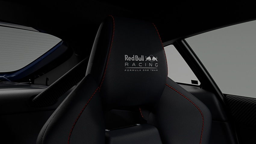 Aston Martin V8/V12 Vantage Red Bull Racing Edition Image #618221