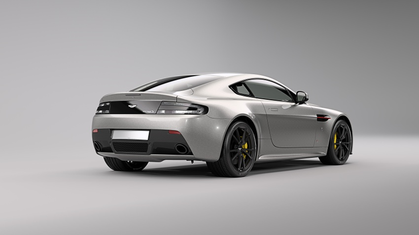 Aston Martin V8/V12 Vantage Red Bull Racing Edition Image #618233