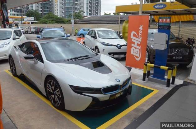 Owners Of Electric Or Plug In Hybrid Vehicles Now Have Additional Locations From Which To Charge Their Bhpetrol Has Two New Ev Charging