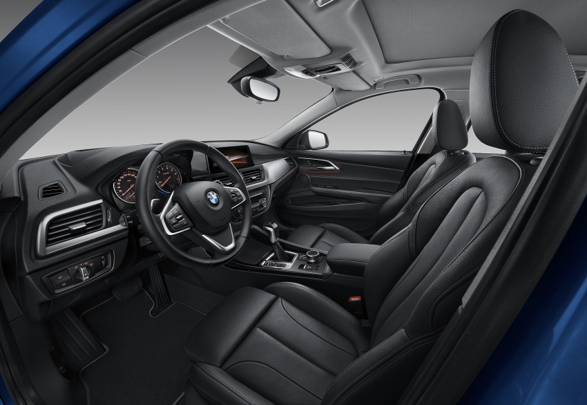 BMW 1 Series Sedan launched in China, only for China Image #621551