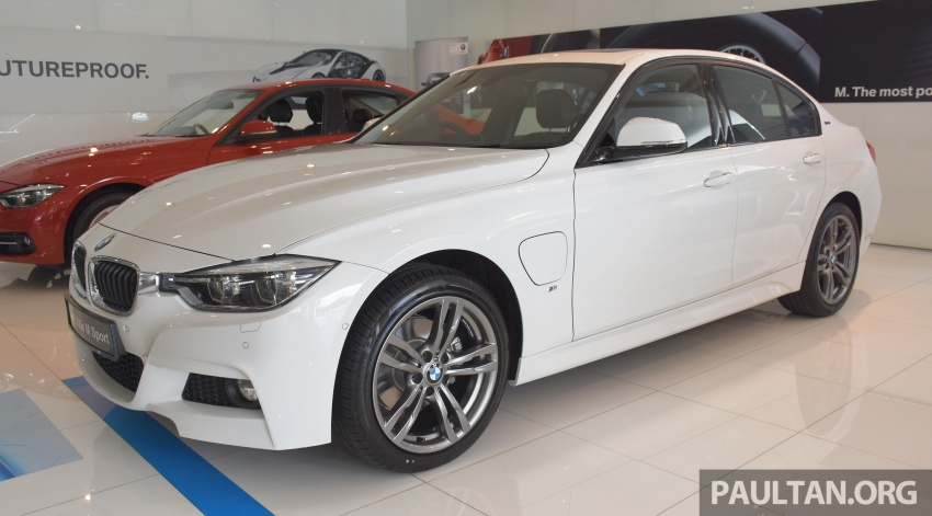 BMW 330e M Sport variant introduced – RM258,800 Image #609982