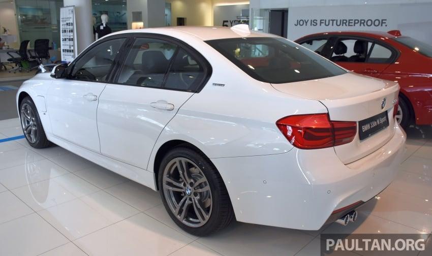 BMW 330e M Sport variant introduced – RM258,800 Image #609983