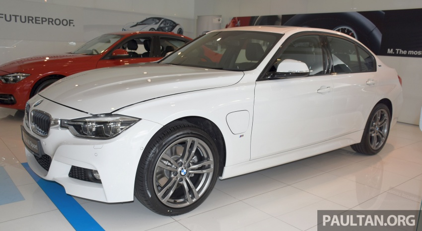 BMW 330e M Sport variant introduced – RM258,800 Image #609985