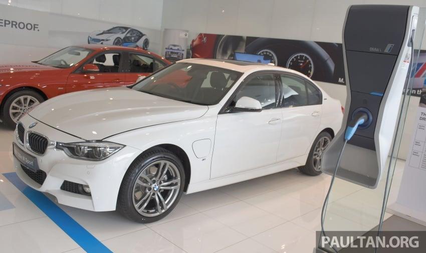 BMW 330e M Sport variant introduced – RM258,800 Image #609986