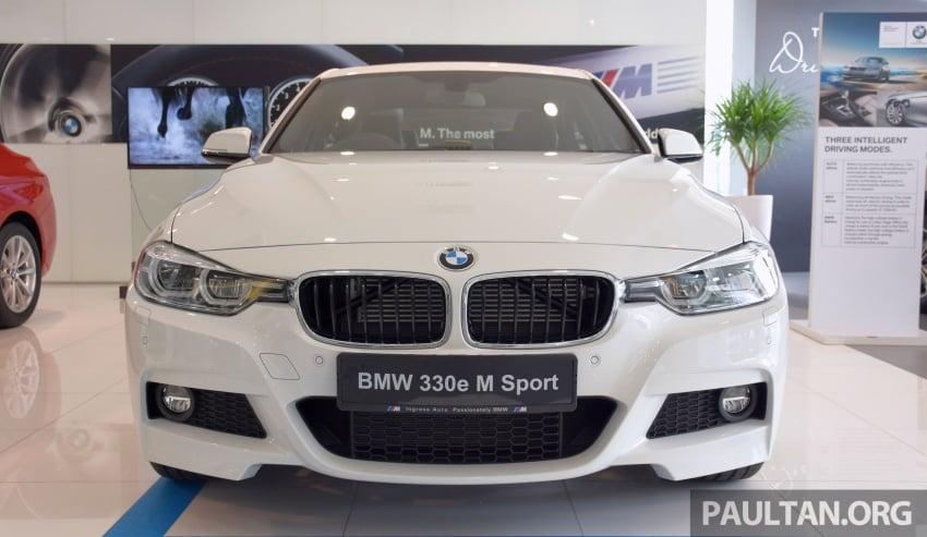 BMW 330e M Sport variant introduced – RM258,800 Image #609987