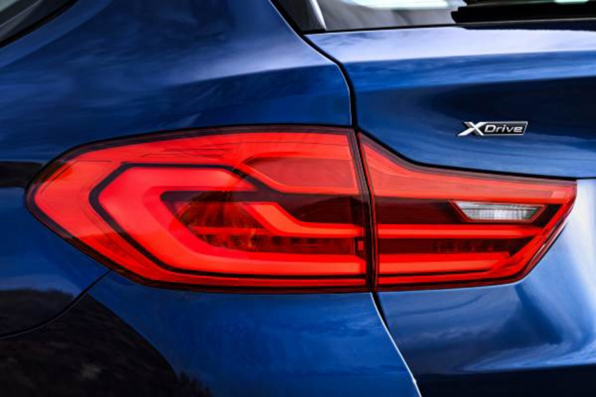 G31 BMW 5 Series Touring unveiled – 1,700-litre boot Image #610255