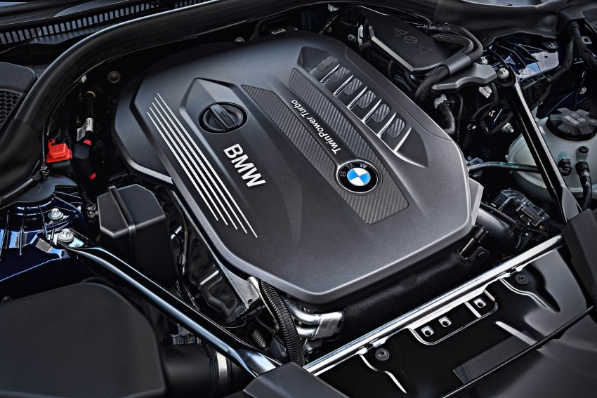 G31 BMW 5 Series Touring unveiled – 1,700-litre boot Image #610330