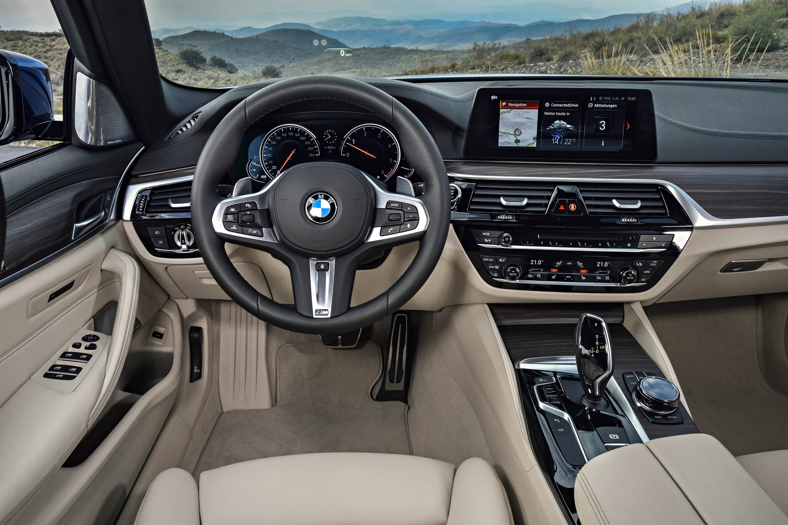 Bmw 520d 2018 >> G31 BMW 5 Series Touring unveiled – 1,700-litre boot Image 610334