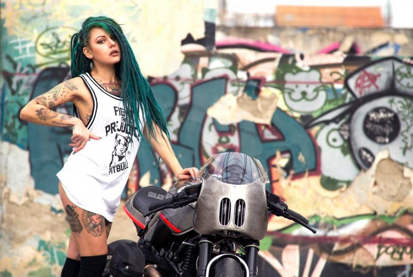 "BMW Motorrad R nineT ""Saline"" by LuisMoto of Italy Image #612102"