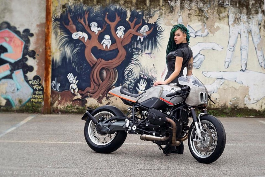 "BMW Motorrad R nineT ""Saline"" by LuisMoto of Italy Image #612104"