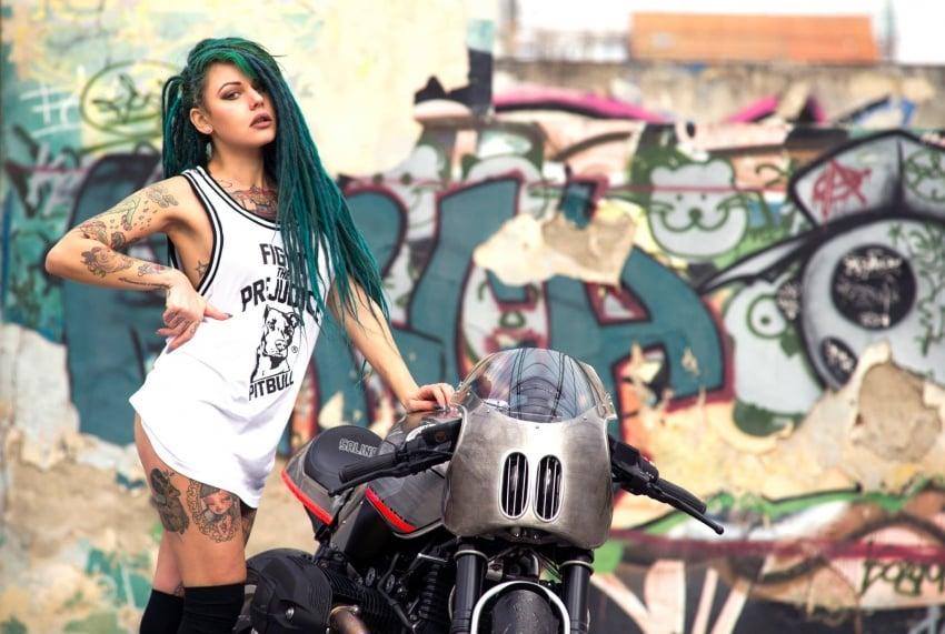 "BMW Motorrad R nineT ""Saline"" by LuisMoto of Italy Image #612093"