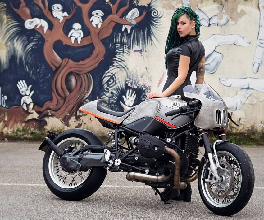 "BMW Motorrad R nineT ""Saline"" by LuisMoto of Italy Image #612095"