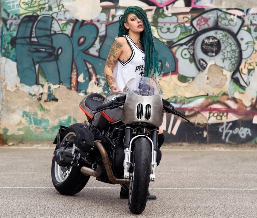 "BMW Motorrad R nineT ""Saline"" by LuisMoto of Italy Image #612098"