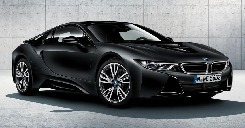 BMW dedah dua model edisi istimewa i8 untuk Geneva Image #611214