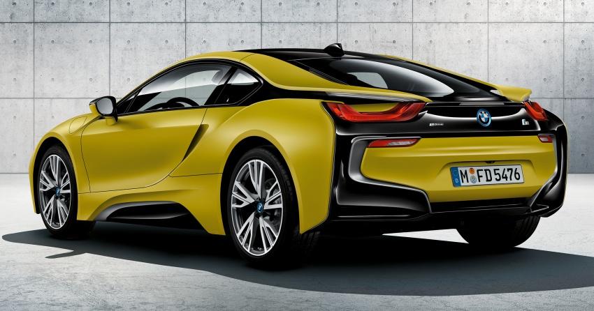 BMW dedah dua model edisi istimewa i8 untuk Geneva Image #611233