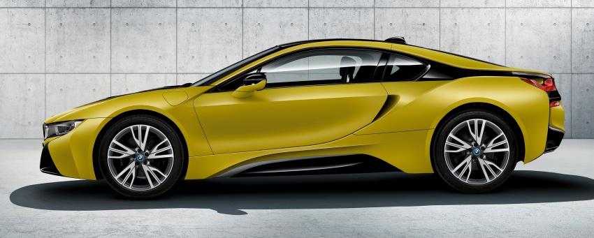 BMW dedah dua model edisi istimewa i8 untuk Geneva Image #611231