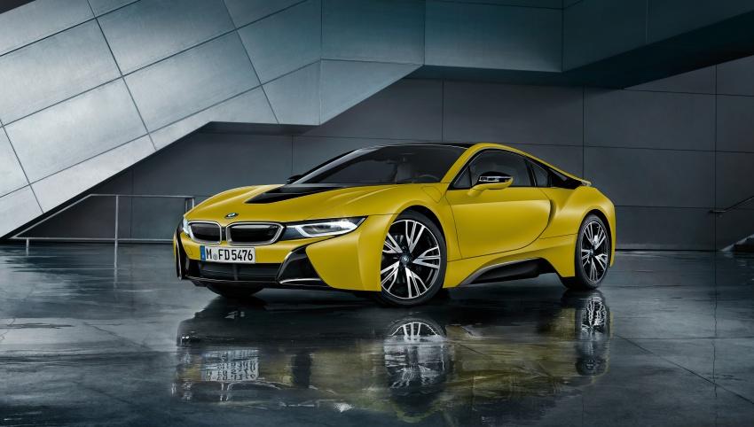 BMW dedah dua model edisi istimewa i8 untuk Geneva Image #611227