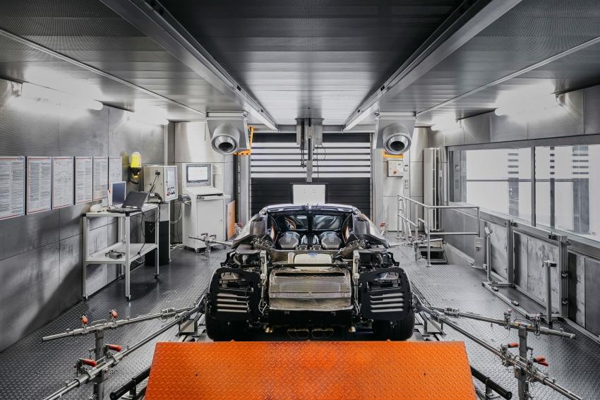 Bugatti Chiron – how a 420 km/h hypercar is born Image #613216
