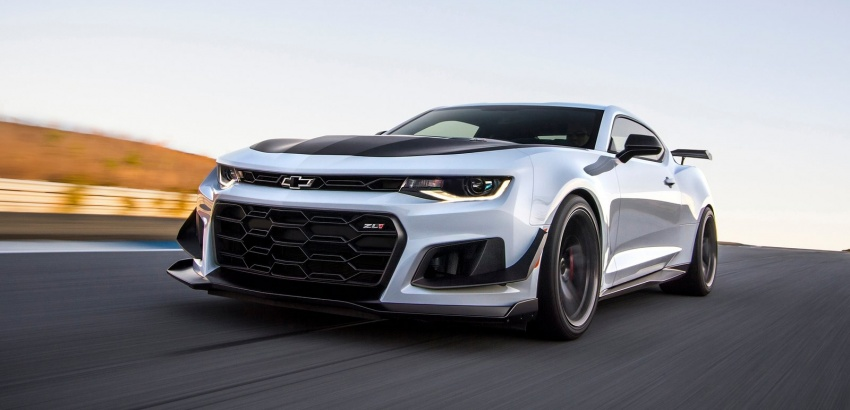 2018 Chevrolet Camaro ZL1 1LE – the hardcore beast Image #621035