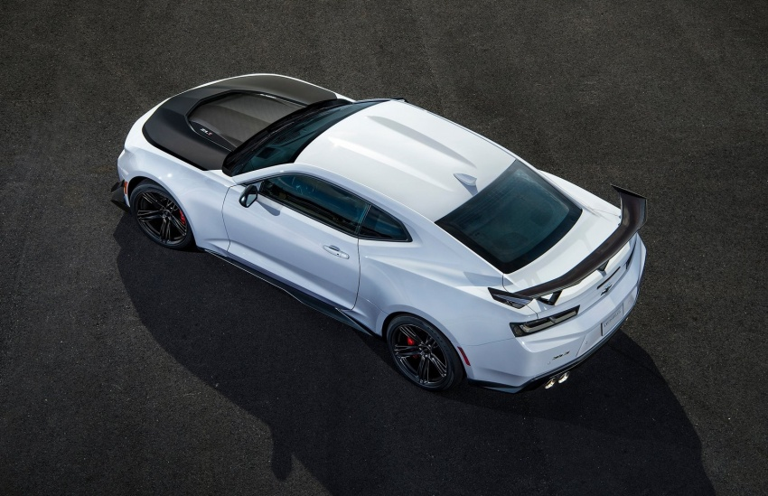 2018 Chevrolet Camaro ZL1 1LE – the hardcore beast Image #621038