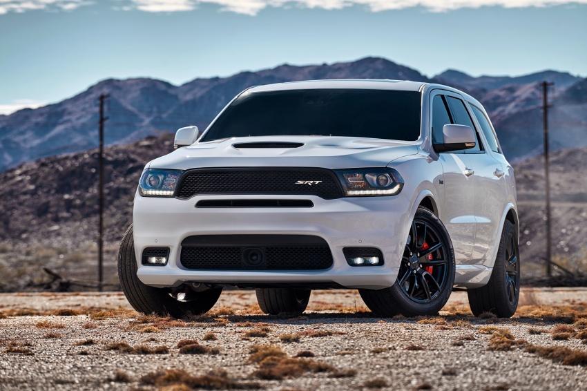 Dodge Durango SRT unveiled – 475 hp three-row SUV Image #613060