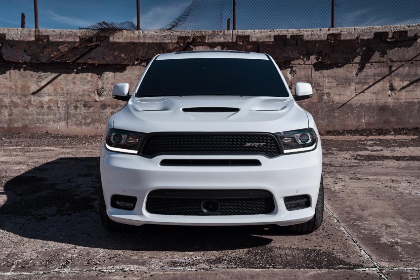 Dodge Durango SRT unveiled – 475 hp three-row SUV Image #613065