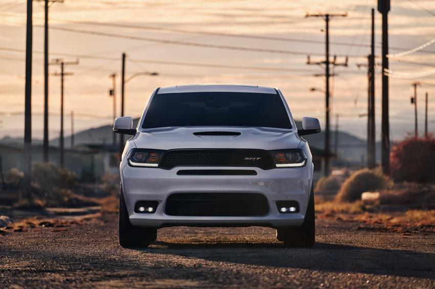 Dodge Durango SRT unveiled – 475 hp three-row SUV Image #613070