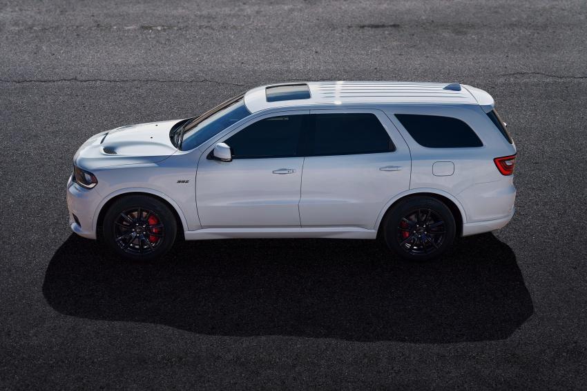 Dodge Durango SRT unveiled – 475 hp three-row SUV Image #613105