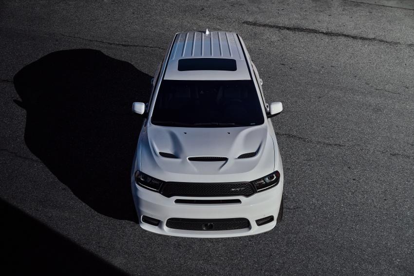 Dodge Durango SRT unveiled – 475 hp three-row SUV Image #613106