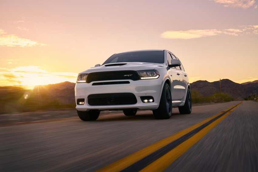 Dodge Durango SRT unveiled – 475 hp three-row SUV Image #613108