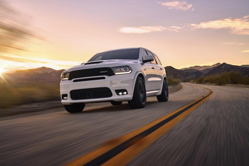 Dodge Durango SRT unveiled – 475 hp three-row SUV Image #613109