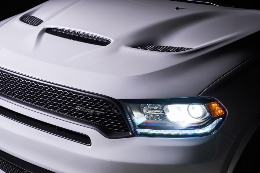 Dodge Durango SRT unveiled – 475 hp three-row SUV Image #613121