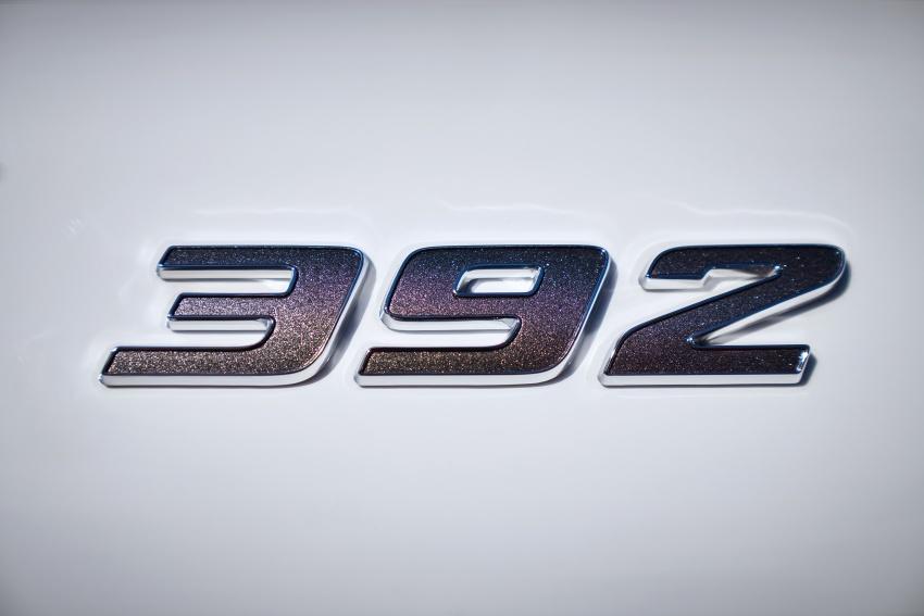 Dodge Durango SRT unveiled – 475 hp three-row SUV Image #613128