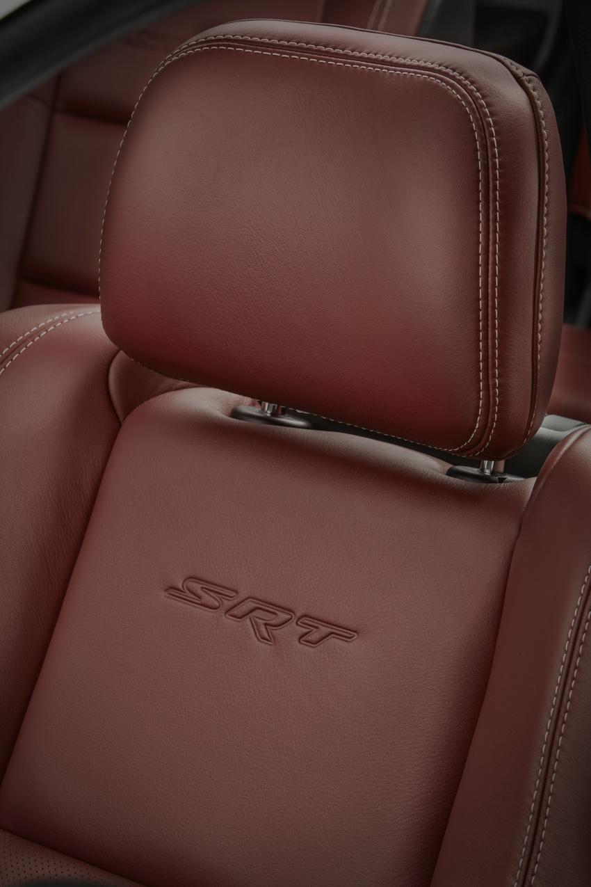 Dodge Durango SRT unveiled – 475 hp three-row SUV Image #613150
