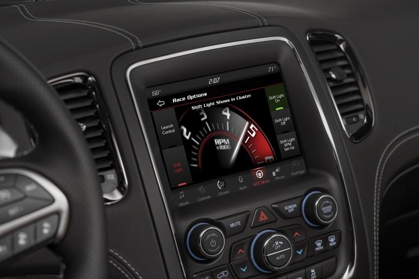 Dodge Durango SRT unveiled – 475 hp three-row SUV Image #613159