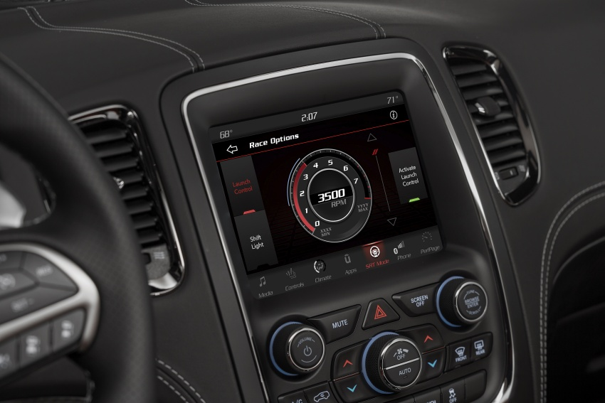 Dodge Durango SRT unveiled – 475 hp three-row SUV Image #613161