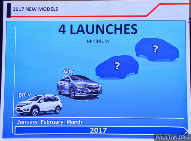 new car launches malaysiaHonda Malaysia set to launch two more models this year  allnew