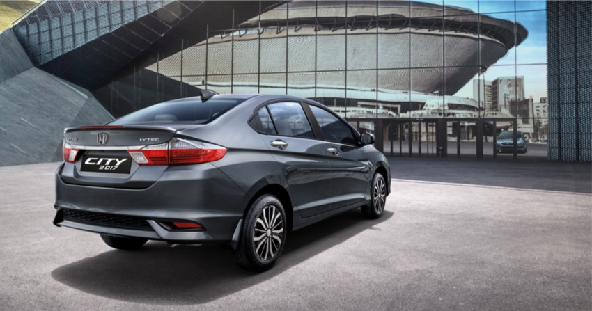 Honda City facelift debuts in India, now with 6 airbags Image #615440