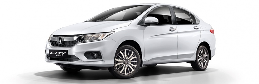 Honda City facelift debuts in India, now with 6 airbags Image #615476