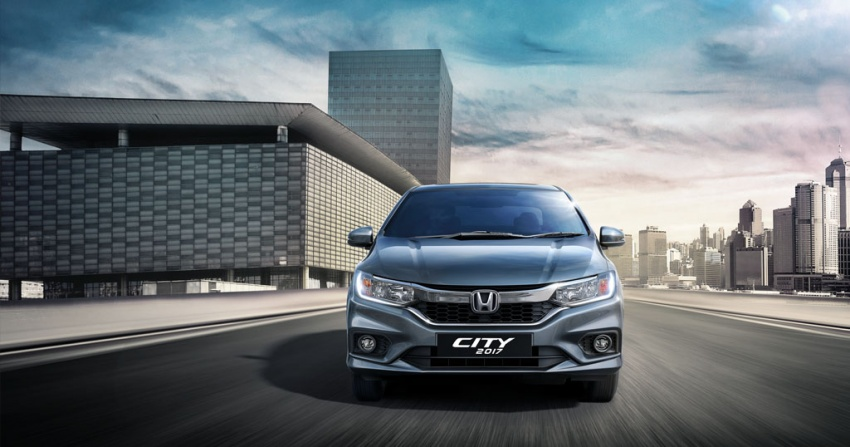 Honda City facelift debuts in India, now with 6 airbags Image #615442